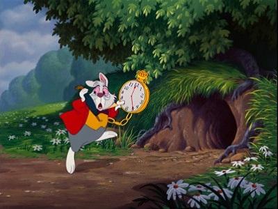 Afbeeldingsresultaat voor wit konijn alice in wonderland